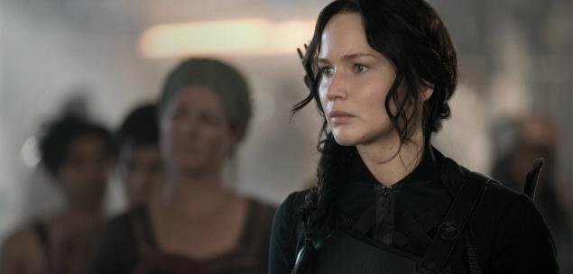 The Hunger Games A Revolta Parte 1 o Destaque