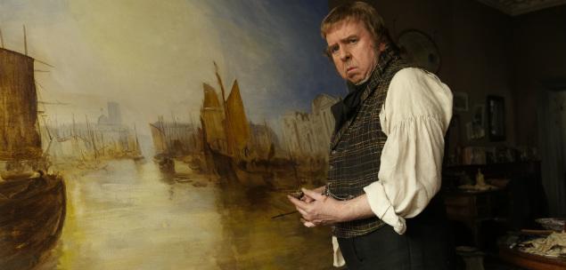 Mr Turner Destaque