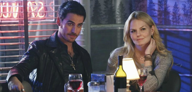 Once Upon a Time Regresso T4 AXN White I