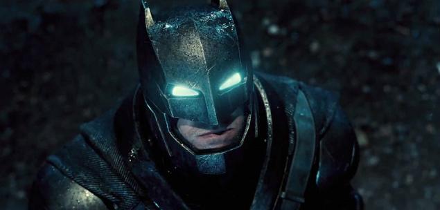 Batman v Super-Homem