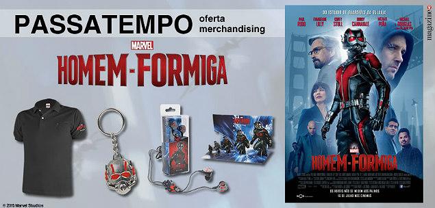 Homem-Formiga Oferta de Merchandising Imagem 01