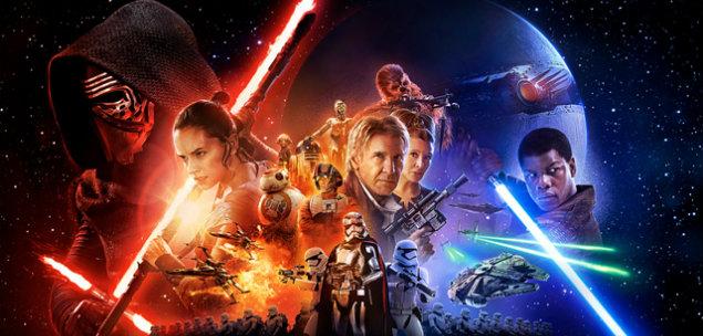 star wars: o despertar da força poster oficial