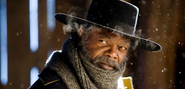 Os Oito Odiados The Hateful Eight Quentin Tarantino Samuel L Jackson