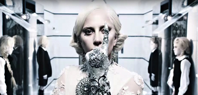 Costume Designers Guild Lady Gaga