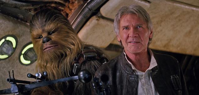 Star Wars Golden Trailer Awards