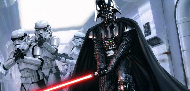 Darth Vader vilão Rogue One A Star Wars Story