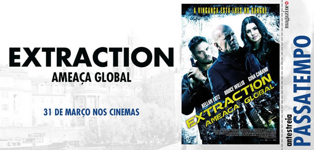 extraction ameaça global