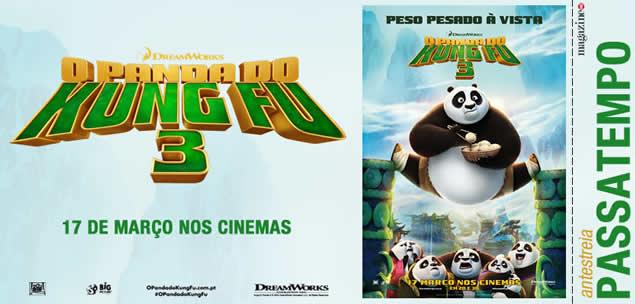 panda do kung fu