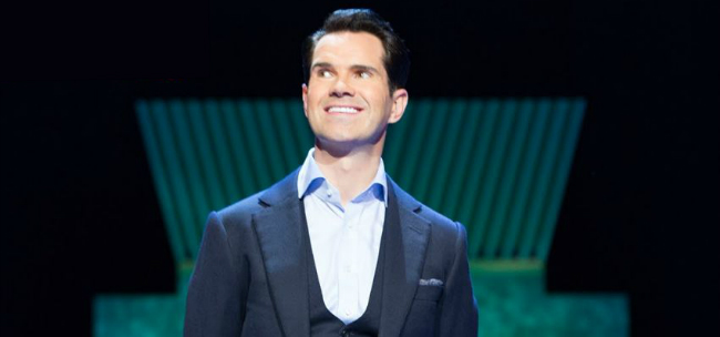 jimmy carr netflix especial funny business