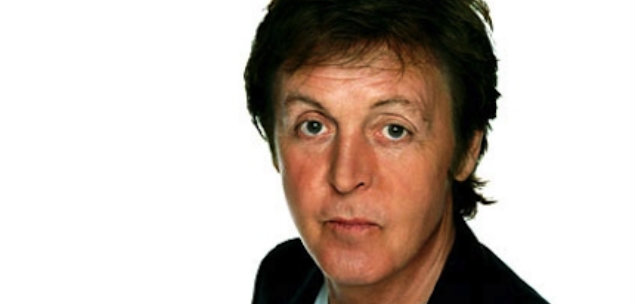 Paul McCartney Piratas das Caraíbas