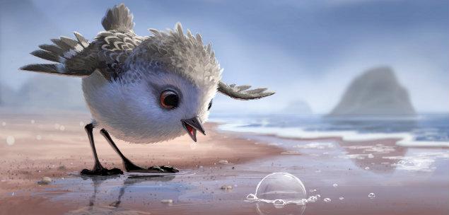 Piper Curta-metragem Pixar