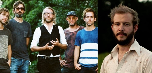 National and Bon Iver