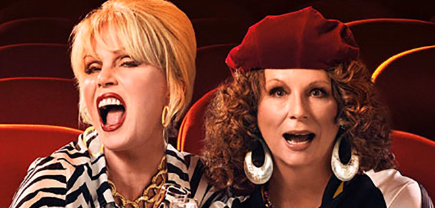 absolutely fabulous: The Movie queer lisboa queerlisboa