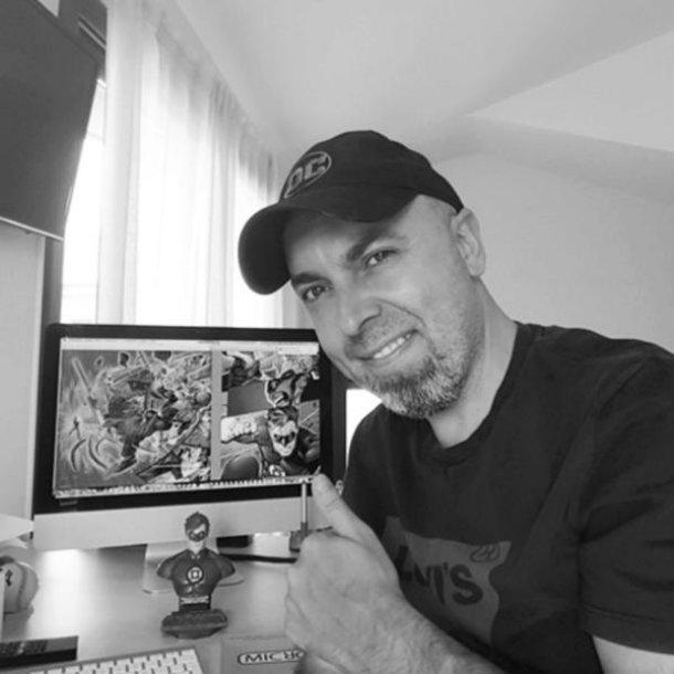 Confirmações Banda Desenhada Comic Con Portugal
