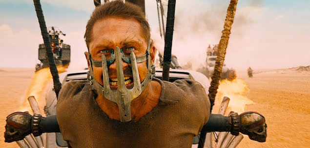 Mad Max Fury Road Set