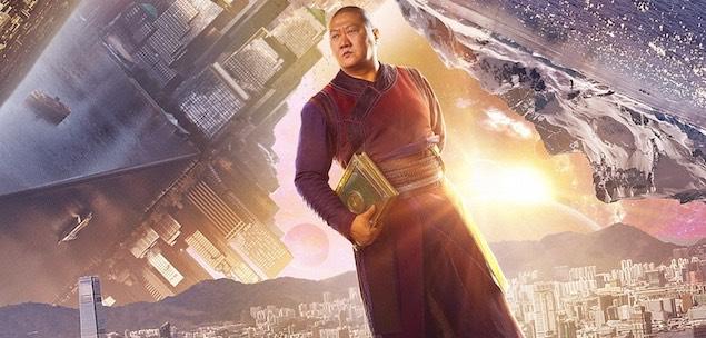 Benedict Wong Doutor Estranho