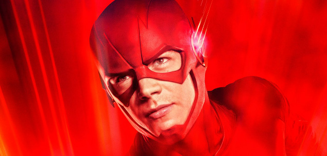 the flash season 3 poster oficial review