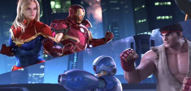 Marvel Vs. Capcom Infinity