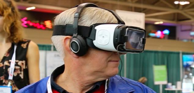 realidade virtual em idosos