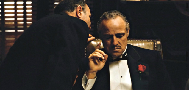 O Padrinho Francis and The Godfather HBO