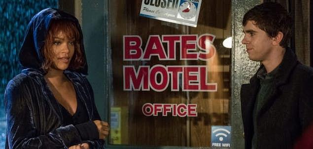 Rihanna Bates Motel