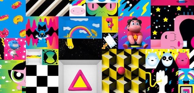 CN Anything - Cartoon Network