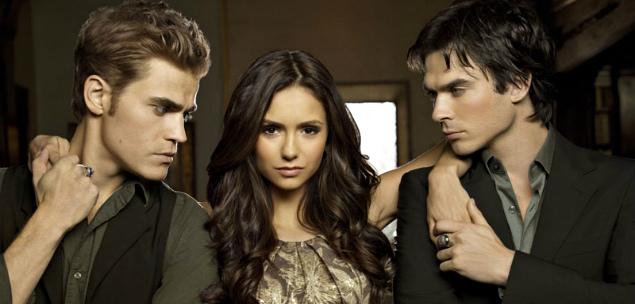 The Vampire Diaries análise