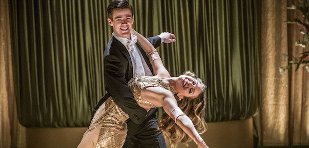 The Flash e Supergirl Crossover musical