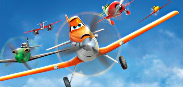 Aviões Filmes Disney que preferimos esquecer