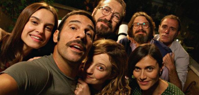 Perfetti sconosciuti festa do cinema italiano
