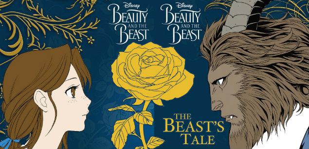 A Bela e o Monstro, Manga, Disney, Tokyopop