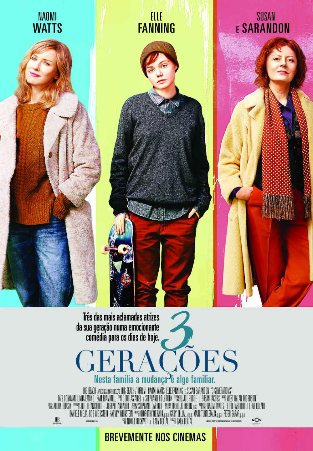 3 geracoes 3 generations