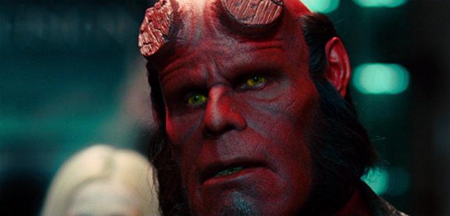 Hellboy, Mike Mignola, Neil Marshall, Guillermo del Toro, Ron Perlman