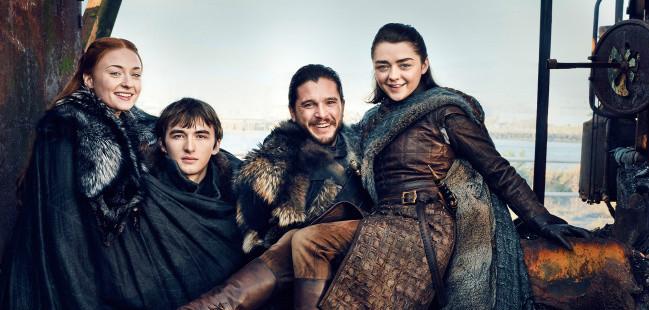 Reunião Stark Game of Thrones