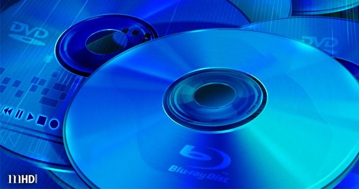 Lançamentos DVD e Blu-ray - Lista Completa