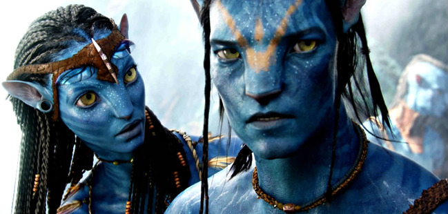 Avatar 2 nova tecnologia 3d