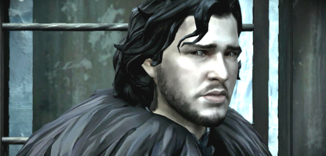 game of thrones jon snow telltale playstation plus
