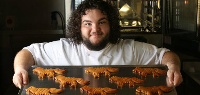 Game of Thrones Hot Pie padaria
