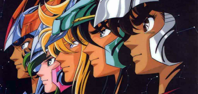 Os Cavaleiros do Zodíaco, Saint Seiya, Toei Animation, Netflix