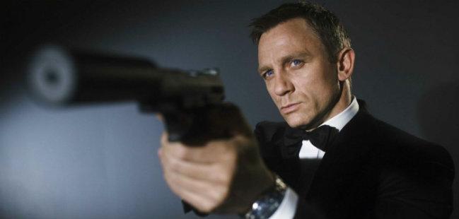 James Bond, Daniel Craig, Yann Demange, 007