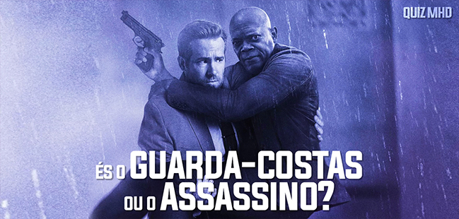 o guarda-costas e o assassino