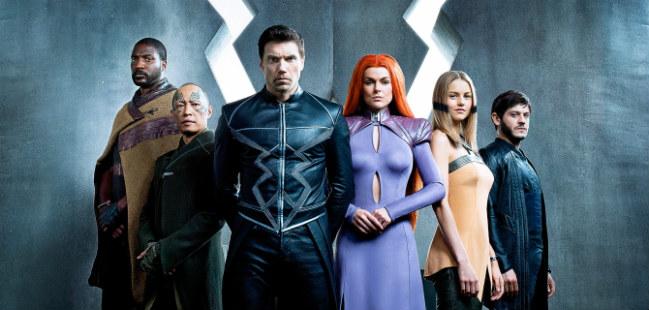 """""""Inhumans"""", a nova série da Marvel, estreia nos cinemas IMAX a 31 de agosto"""