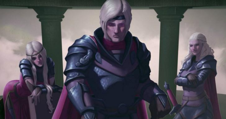 Westeros serie animada Game of Thrones