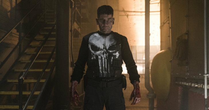 The Punisher, Marvel, Netflix