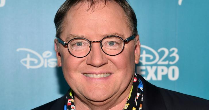 John Lasseter Disney Pixar