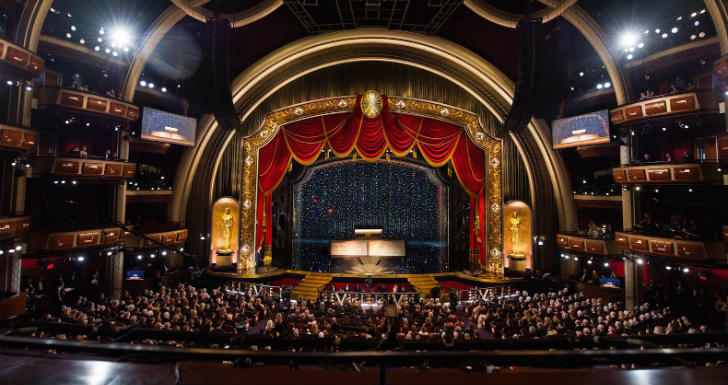 dolby theater los angeles óscares