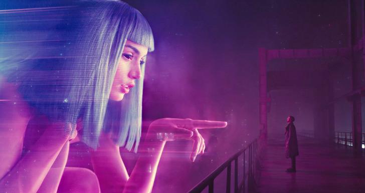 efeitos visuais Blade Runner 2049