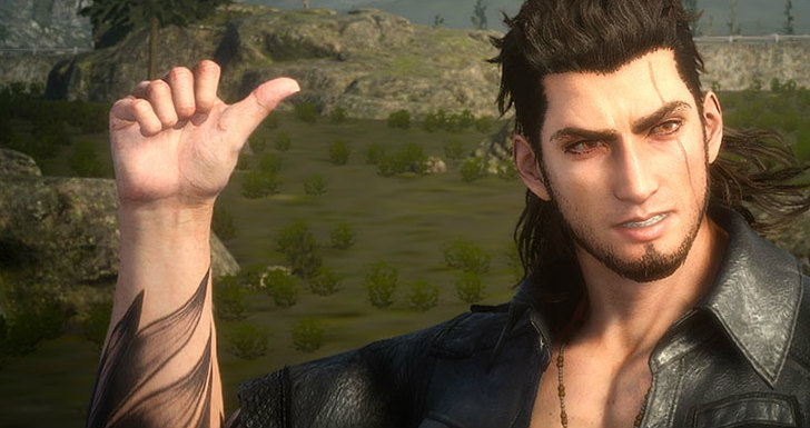 final fantasy xv playstation awards