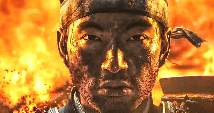ghost of tsushima playstation experience