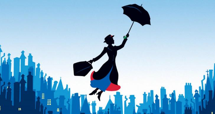 mary poppins sequelas para ver em 2018